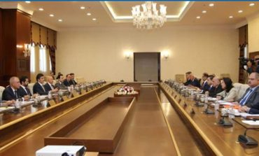 KRG Cabinet discusses 2019 Budget