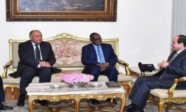 Sudan, Egypt FMs to meet this month in Cairo