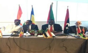 Libya, Niger, Sudan and Chad agree to create joint operation centre to strengthen border security