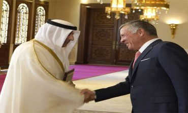 King receives credentials of six new ambassadors