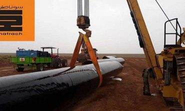 Project of El Aricha-Beni Saf gas pipeline, very important for Algeria's economy