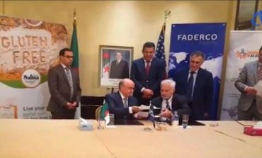 Seven Algerian companies sign contracts to export to U.S.