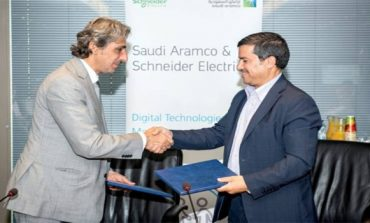 Aramco, Schneider Electric ink deal to boost 4th Industrial Revolution solutions