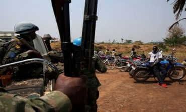 South Sudanese soldier attacks peacekeeping convoy in Yei