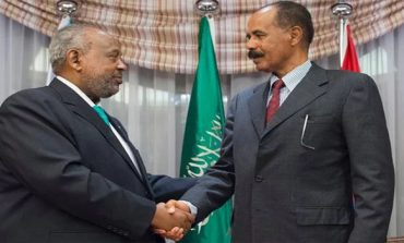 Jeddah brings together presidents of Eritrea and Djibouti at a historic reconciliation summit