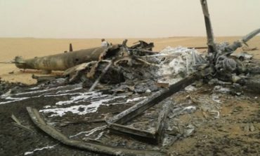 Sudan military plane crashes killing two crew : SAF