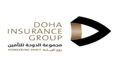 S&P affirms Doha Insurance rating at 'A-'; outlook 'Stable'