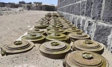 Yemeni army removes 400 mines planted by Houthis in Saada