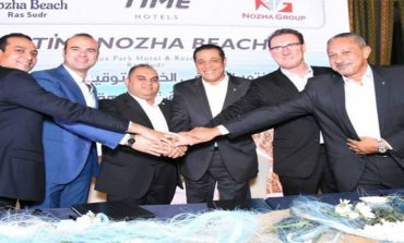 UAE's TIME Hotels to launch 1st beach resort in Egypt's Ras Sudr