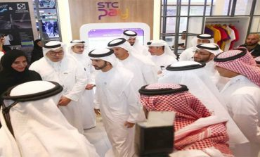 STC launches first in-flight call in MENA