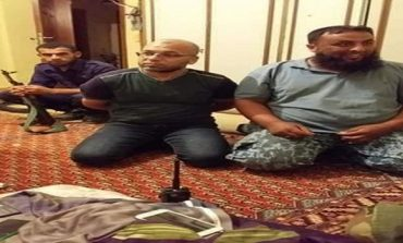 Libyan National Army battalion says it captured notorious Egyptian aide of terrorist Hesham El-Ashmawy in Derna