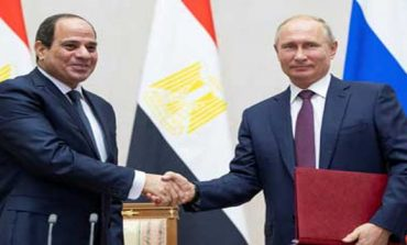 Sisi, Putin sign comprehensive strategic cooperation agreement in Sochi