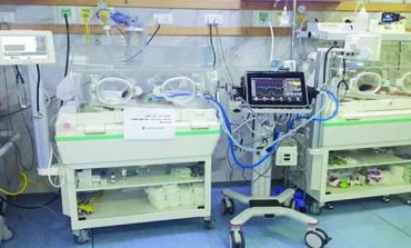 QRCS aid a shot in the arm for West Bank's Al Razi Hospital
