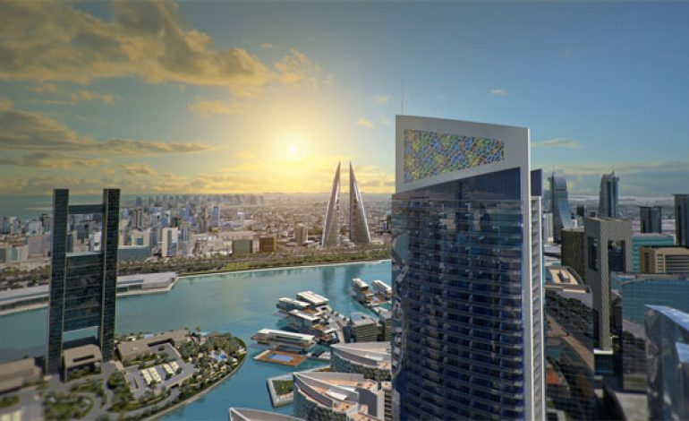 Golden Gate Developers unveils Bahrain twin tower project