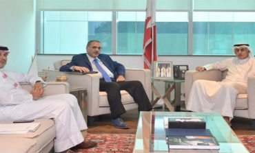 Industry Minister receives BHB Chairman