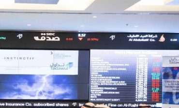 TASI adds 39 pts, Nomu edges down early Monday
