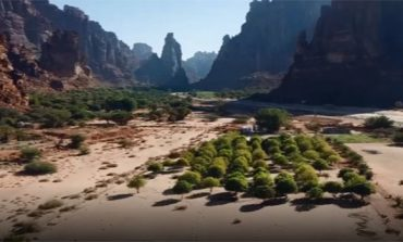 Saudi PIF launches mega sustainable tourism project