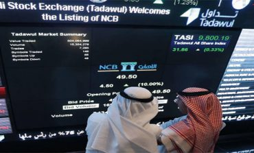 Saudi indices end Monday on negative note