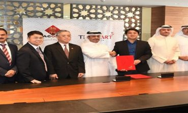 Bahrain's Dragon City in Thai-themed project lease deal