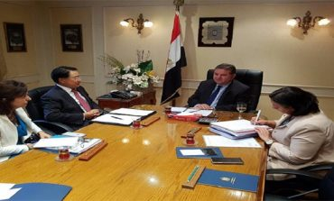 Egypt to inject EUR 1.3bn into textile, weaving sector - Minister