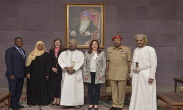 President of United Nations General Assembly arrives in Oman