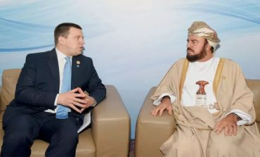 Sayyid Asaad meets PMs, ministers