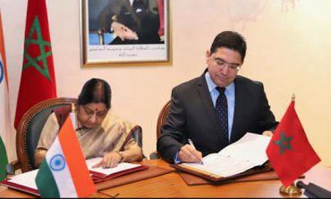 Counterterrorism: Morocco, India Sign MoU to Create Security Cooperation Group