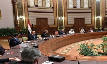 Egypt's Sisi discusses dangers of terrorism with African, Middle Eastern prosecutors
