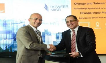 Orange Egypt to introduce triple play services in Tatweer Misr's Fouka Bay