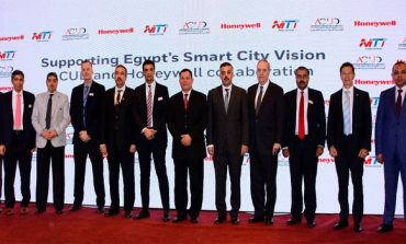 US firm to integrate security infrastructure in Egypt's Administrative Capital
