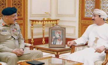 Royal Office Minister receives Pakistani official
