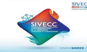 1st International Show of ventilation, heating and air conditioning on 4-7 March