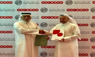 Ooredoo inks deal with Qatar Financial Centre