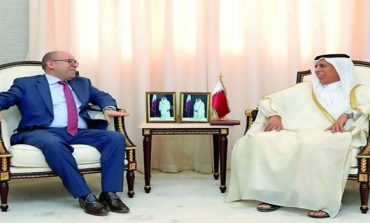Shura Council Speaker meets Ambassadors of Tunisia, Switzerland and Cyprus
