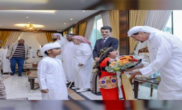 UAE committed to orphan care, says Ajman Ruler
