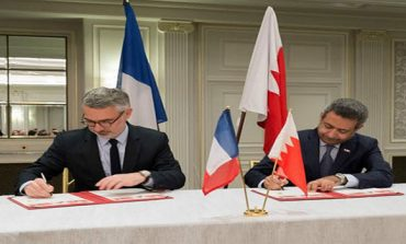 Bahrain signs $2bn worth of agreements French firms