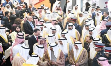 Bahrain a major business destination