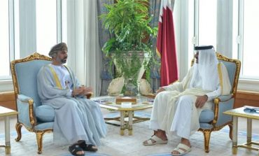 HM the Sultan greetings to Emir of Qatar conveyed by Majlis AShura Chairman