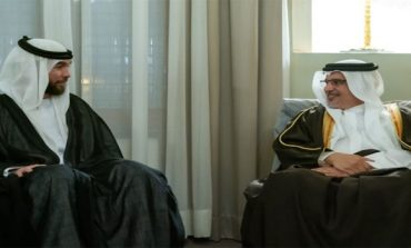 Readout of HRH the Crown Prince's meeting with HRH Prince Hashim bin Al Hussein