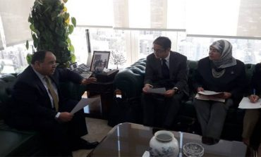 Japan, France, AFDB allocate $800m to Egypt's energy projects