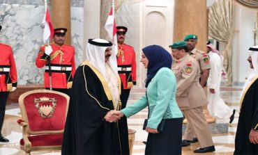 Royal praise of citizens' participation in development, defending national security