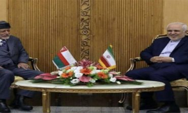 Alawi meets Iranian Foreign Minister
