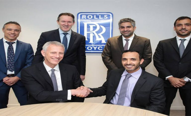 Mubadala's Sanad Aerotech inks $6.5bn deal with Rolls-Royce
