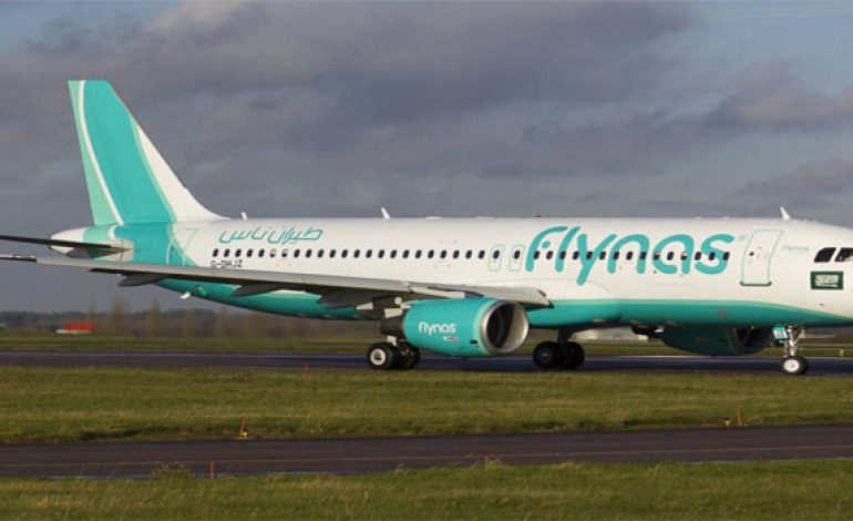 flynas pens $2.4bn deal with Airbus