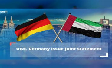 UAE, Germany issue joint statement