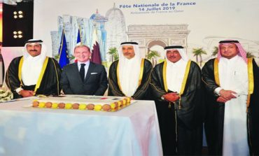 French embassy celebrates National Day
