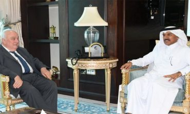 Al Hammadi meets Pugwash Secretary-General