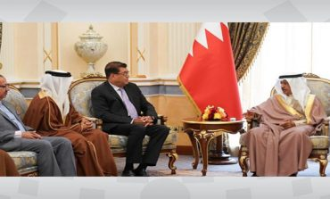 HRH Premier praises cooperation between executive, legislative branches