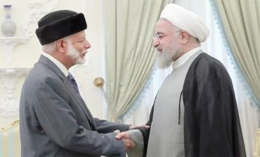 Oman and Iran discuss regional developments