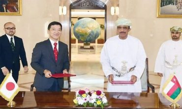 Sultanate, Japan sign visa exemption pact